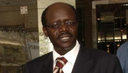 Mukhisa Kituyi Mukhisa Kituyi takes office at UN trade agency