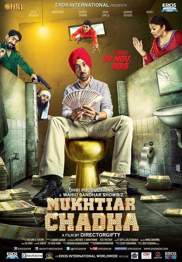 Mukhtiar Chadha Mukhtiar Chadha 2015 Punjabi Movie Watch Online Filmlinks4uis