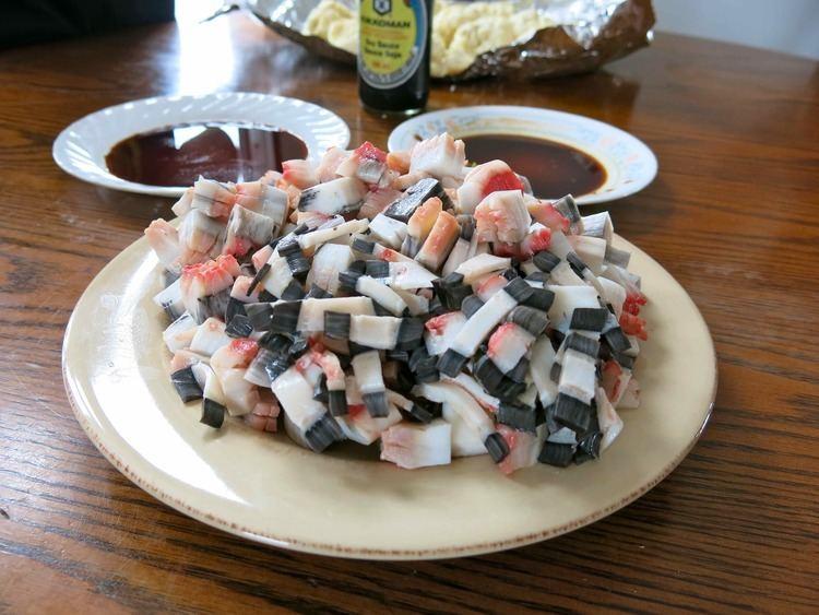 Muktuk Muktuk Soup Seal Skin Mittens