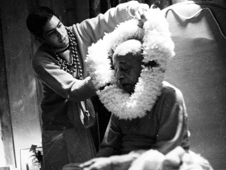 Mukunda Goswami HH Mukunda Goswami