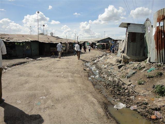 Mukuru slums