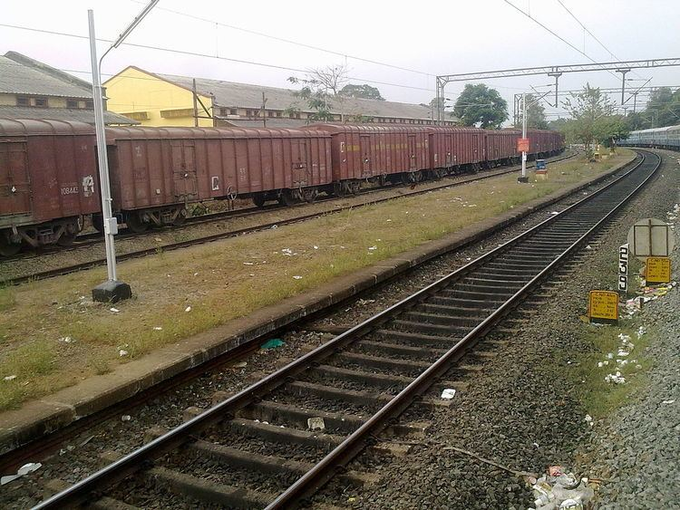 Mulankunnathukavu railway station