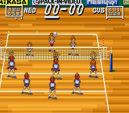 Multi Play Volleyball Multi Play Volleyball Similar Games Giant Bomb