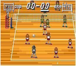 Multi Play Volleyball Multi Play Volleyball User Screenshot 3 for Super Nintendo GameFAQs