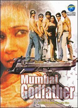 Mumbai Godfather movie poster