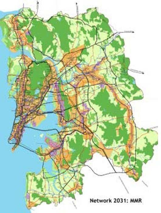 Mumbai Metropolitan Region CTS for Mumbai Metropolitan Region MMR