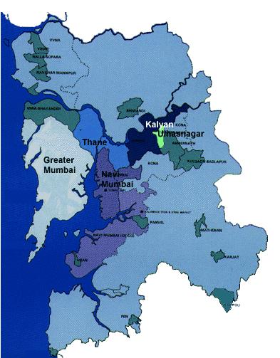Mumbai Metropolitan Region Metropolitan Mumbai India INTA International Urban Development