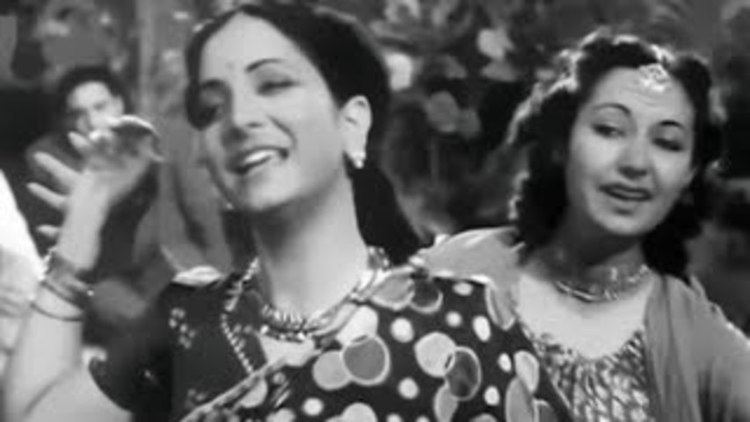 Mumtaz Shanti Baag Me Koyaliya Yehi Gaye Classic Hindi Song Dilip Kumar
