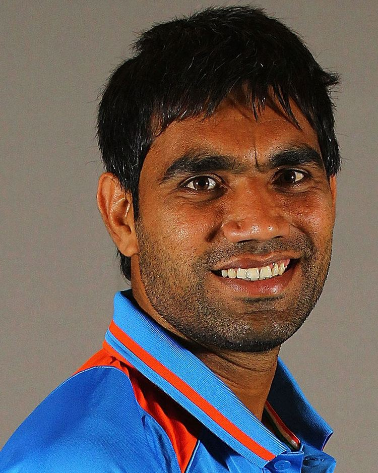 Munaf Patel (Cricketer) in the past