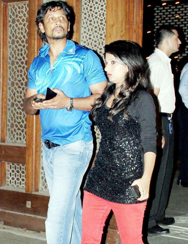 Munaf Patel (Cricketer) family