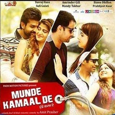 Munde Kamaal De Munde Kamaal De 2015 Movie Download Amrinder Gill