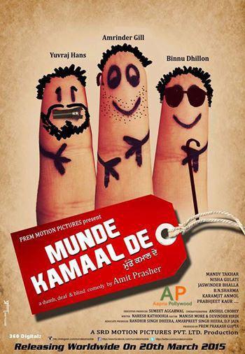 Munde Kamaal De Munde Kamaal De full Movie Download free in hd