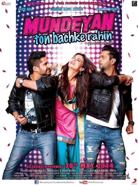 Mundeyan Ton Bachke Rahin Mundeyan Ton Bachke Rahin Movie Poster 5 of 8 IMP Awards