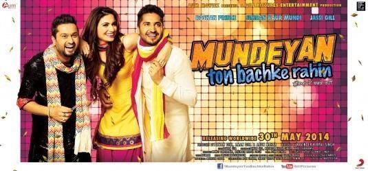 Mundeyan Ton Bachke Rahin Mundeyan Ton Bachke Rahin Movie Poster 8 of 8 IMP Awards