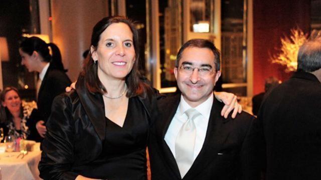 Muneer Satter Alumni Muneer Satter and Kristen Hertel commit more than 10 million