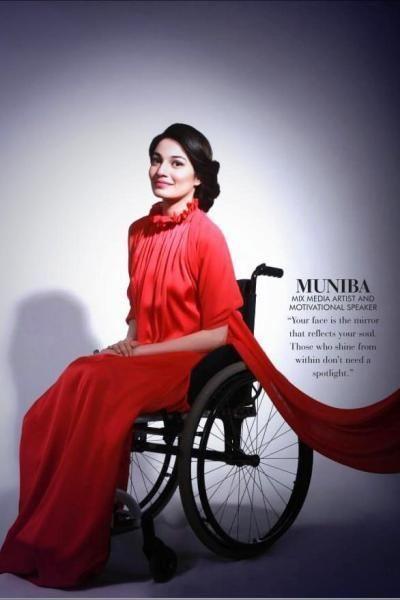 Muniba Mazari 14 Pakistani women who help us hold our heads up high