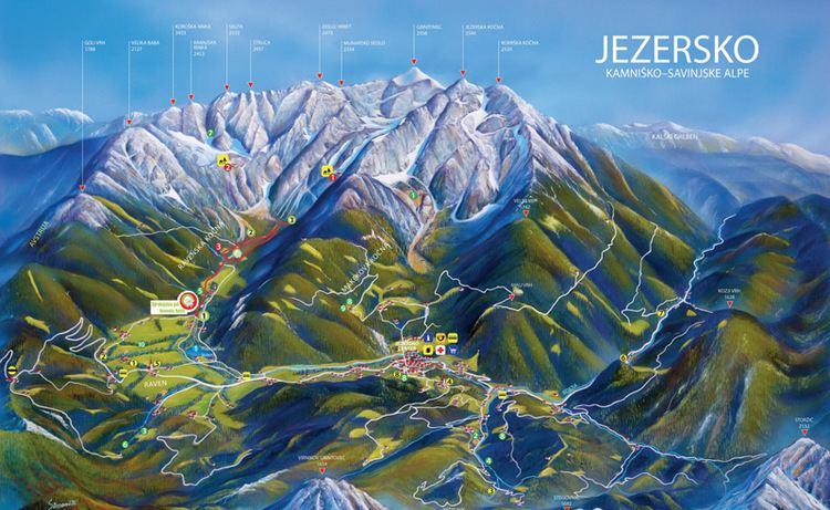 Municipality of Jezersko in the past, History of Municipality of Jezersko