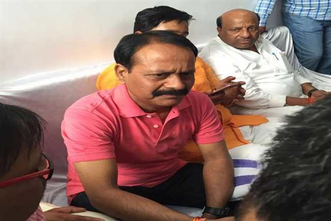 Munna Bajrangi Mafia Munna Bajrangi In Lucknow Security Agencies On Alert 13740897