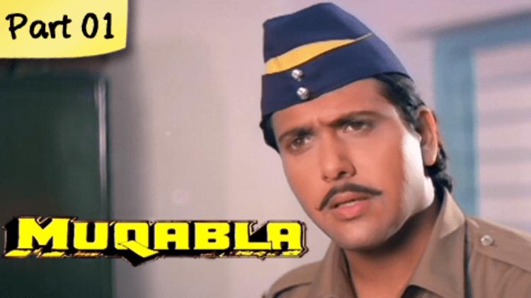 Muqabla Part 01 of 13 Hit Bollywood Blockbuster Romantic Action