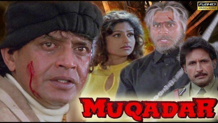 Muqaddar 1996 Mithun Chakraborty Ayesha Jhulka Puneet Issar