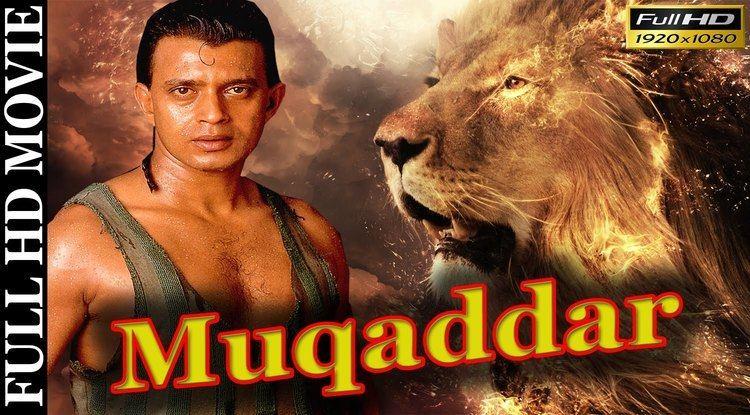 Muqaddar 1996 Mithun Chakraborty Ayesha Jhulka Moushumi
