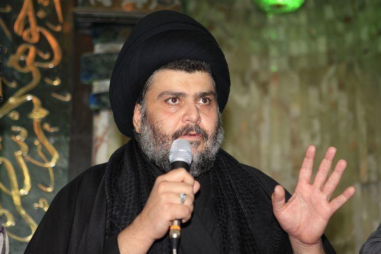 Muqtada al-Sadr Muqtada alSadr spokesmen denies that alSadr fled to Beirut Iraqi