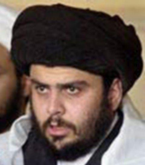 Muqtada al-Sadr wwwglobalsecurityorgmilitaryworldiraqimages