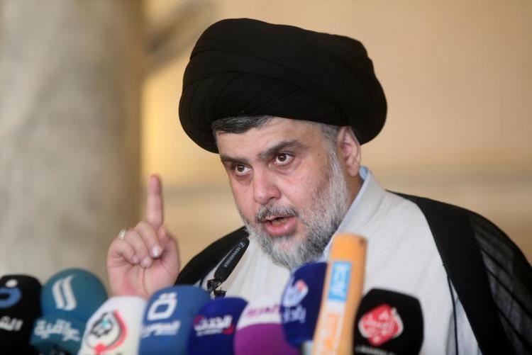Muqtada al-Sadr Powerful Iraqi Shiite Cleric Muqtada alSadr Calls For Assad to Step