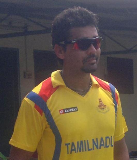 Murali Vijay (Cricketer)