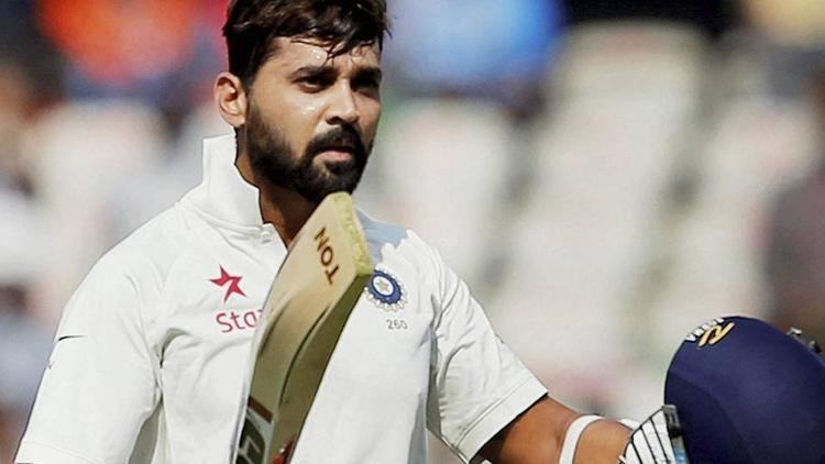 Murali Vijay says Pune pitch not to be blamed for Indias loss vs