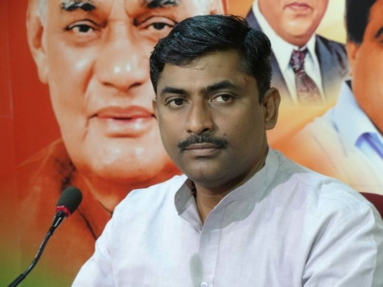 Muralidhar Rao muralidharRaoBJP1459459002JPG