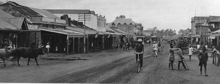 Muranga County in the past, History of Muranga County