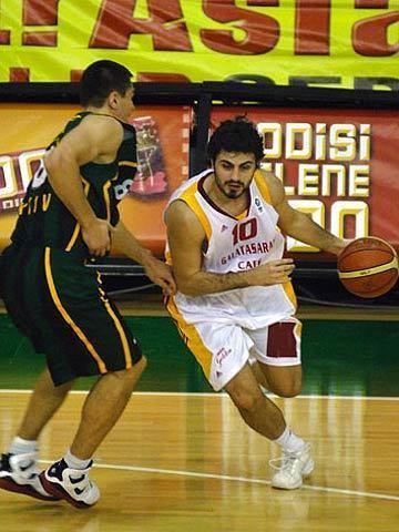 Murat Kaya Murat Kaya EuroChallenge 2009 FIBA Europe