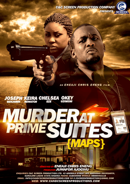Murder at Prime Suites movie poster