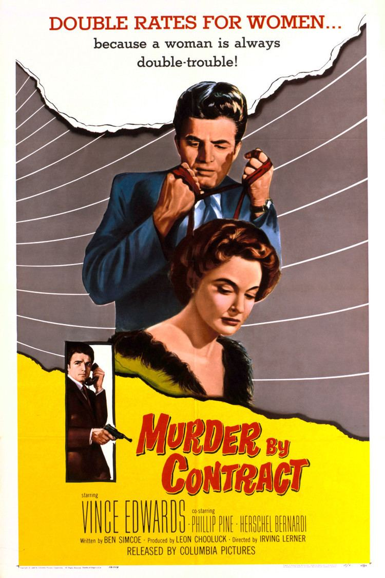 Murder by Contract wwwgstaticcomtvthumbmovieposters37649p37649