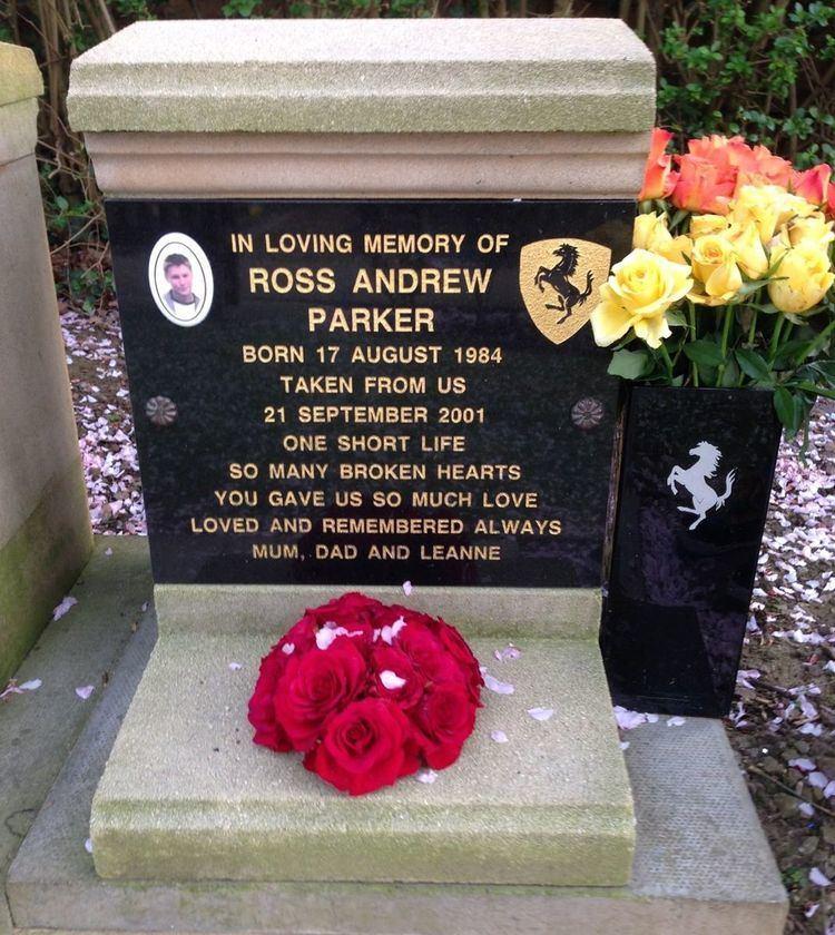 Murder of Ross Parker