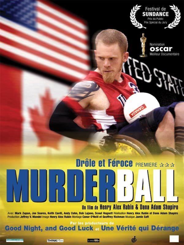 Murderball (film) Murderball Review Trailer Teaser Poster DVD Bluray Download