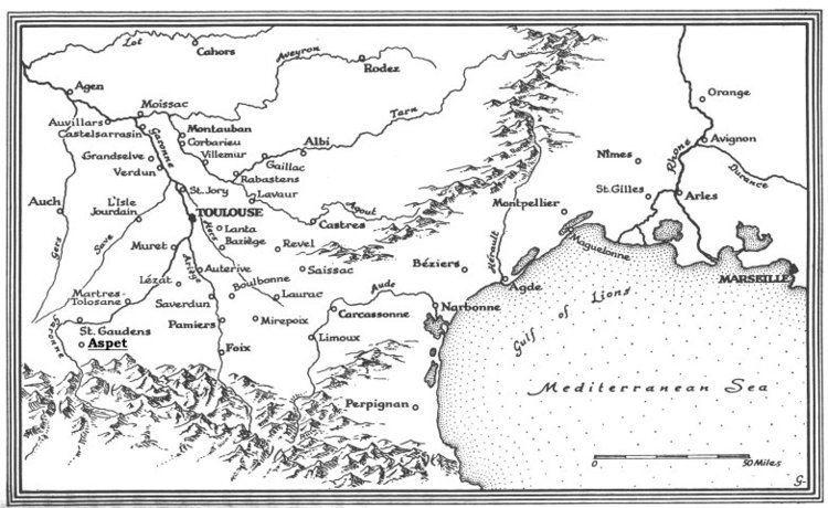Muret in the past, History of Muret