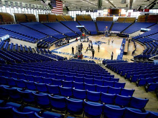 Murphy Center Pogue Refurbished Murphy Center remains homecourt advantage