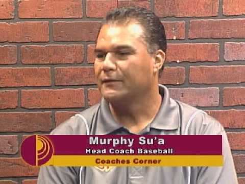 Murphy Sua Baseball Coach YouTube