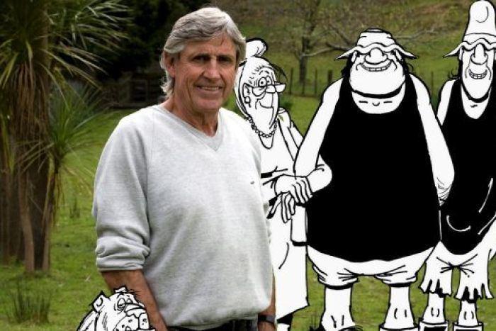 Murray Ball New Zealand cartoonist Murray Ball dies aged 78 ABC News