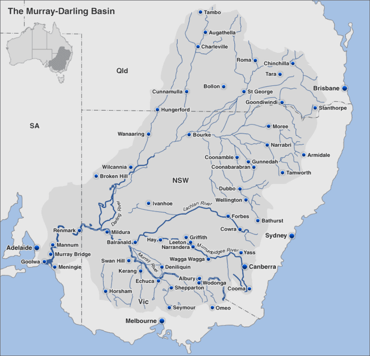 Murray–Darling basin Murray Darling Basin Plan ABC News Australian Broadcasting