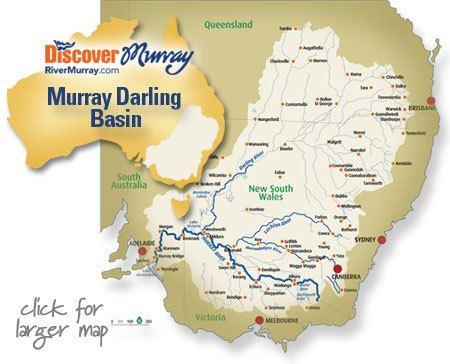 Murray–Darling basin Murray Darling Basin
