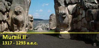 Mursili II wwwgundemturkiyecomresimleryaziresimlerdepo1