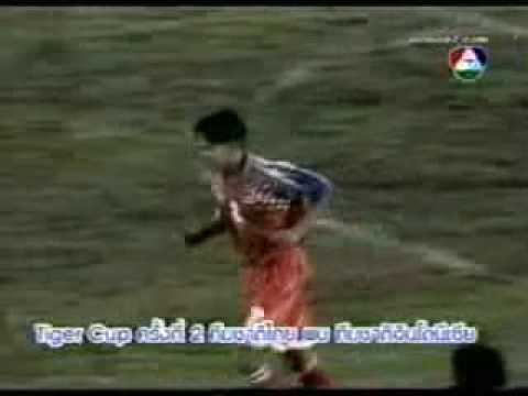 Mursyid Effendi Thailand v Indonesia 1998 2nd Tiger Cup soccer