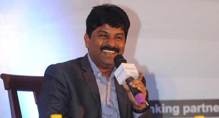 Murugavel Janakiraman I Found My Own Partner Through The Website Says Murugavel