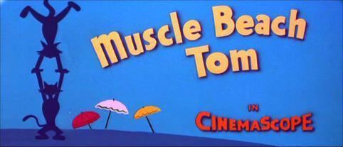 Muscle Beach Tom movie poster
