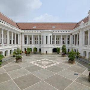 Museum Bank Indonesia MUSEUM BANK INDONESIA OUTDOOR WEDDING Wedding Venue in Jakarta