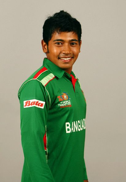 Mushfiqur Rahim in Bangladesh Portrait Session Zimbio