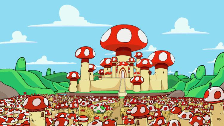 Mushroom Kingdom Alchetron The Free Social Encyclopedia